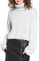 Obey Women's Skelter Turtleneck Sweater