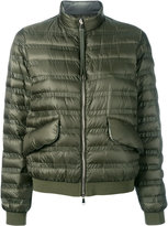 Moncler Violette padded jacket - women - Feather Down/Polyamide/Polyester - 2