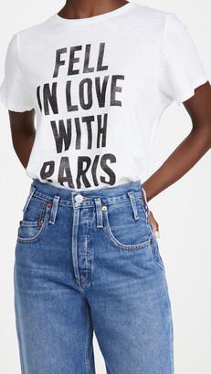 Cinq à Sept In Love with Paris Tee