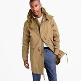 J.Crew Wallace & Barnes fishtail parka with wire hood