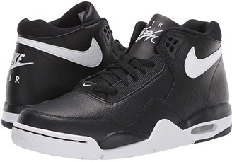 Nike Flight Legacy (Black/White) Men's Shoes