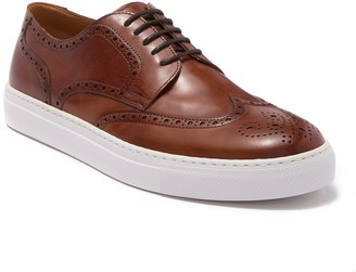 Magnanni Rossi Leather Derby Sneaker