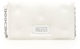 Maison Margiela Quilted Chain Wallet