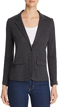 Majestic Filatures Heathered Knit Blazer