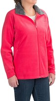Columbia Dotswarm II Omni-Heat Fleece Jacket (For Plus Size Women)