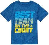 Champion Short-Sleeve Team Graphic Tee - Preschool Boys 4-7
