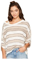 Free People Love Me Too V-Neck Women's Clothing