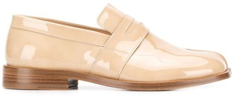 Maison Margiela Closed Split-Toe Loafers