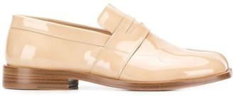 Maison Margiela closed split-toe loafers