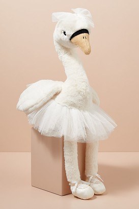 Bukowski Design Swan in Tutu Soft Toy