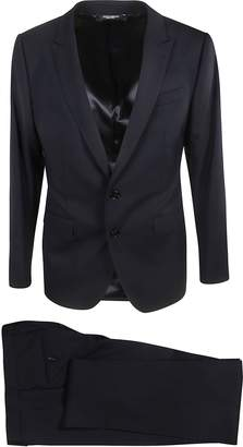 Dolce & Gabbana Two Button Suit