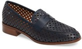 Aquatalia Women's Sheryl Perforated Loafer