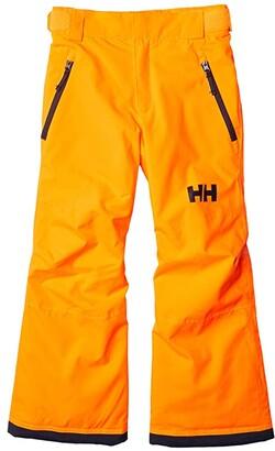 Helly Hansen Kids Jr Legendary Pants (Big Kids) (Black) Kid's Casual Pants