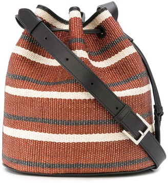 Hunting Season Large Drawstring Bucket Bag