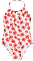 Sunuva Kids' Poppy-Print One-Piece Swimsuit