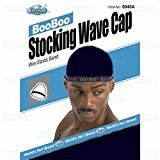 Dream Dream, Boo Boo STOCKING WAVE CAP, Wire Eastic Band (Item #045 Navy)