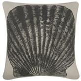 Thomas Paul Scallop Flax Pillow