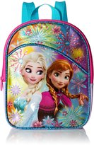 Disney Girls' Frozen 10 Mini Backpack Bright Floral