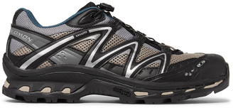 Salomon Xt-Quest Adv Mesh And Rubber Running Sneakers