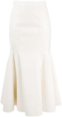 Loewe High Waisted Skirt