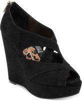 Jessica Simpson Meek Platform Wedge Sandals