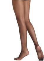 Hue Ultra Sheer Back Seam Tights Hosiery