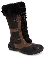 Jambu Women's Broadway Faux Fur Waterproof Boot