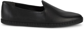 Vince Magda Leather Loafers