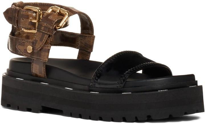 Fendi Combat Sandal