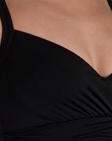 Karla Colletto Ruching Retro Swimsuit