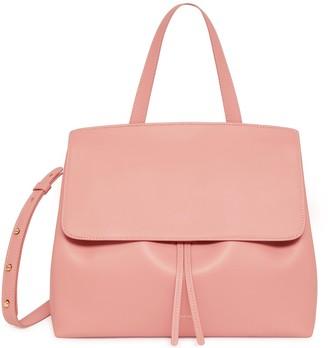 Mansur Gavriel Calf Lady Bag - Coral