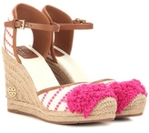 Tory Burch Shaw 90 wedge espadrilles