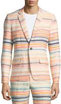 Trina Turk Howell Striped Blazer