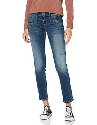 Tom Tailor Casual Women's 1912-448 Slim Jeans,16 (Size: 31/32)