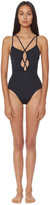 Mara Hoffman Exclusive Cutout Front One Piece