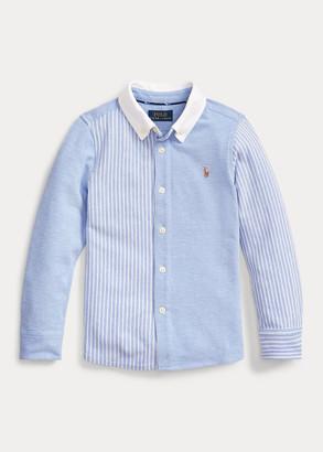 Ralph Lauren Knit Oxford Fun Shirt