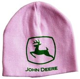 John Deere Women's Knit Hat with Green Logo