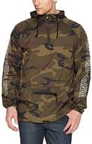 Obey Men's Rough Draft Anaorak Jacket