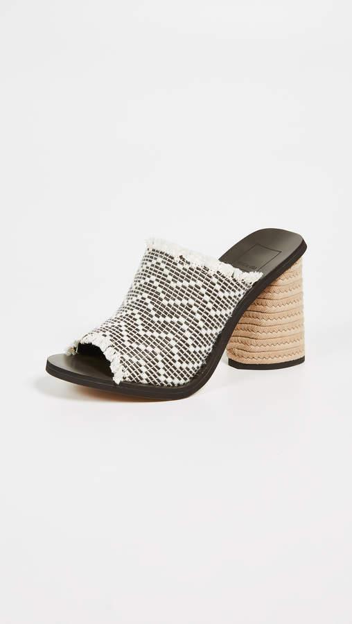 Dolce Vita Alba Block Heel Sandals