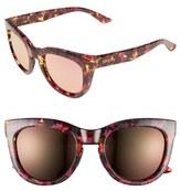 Smith Optics Women's 'Sidney' 52Mm Sunglasses - Blush/ Sienna Gradient