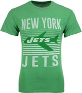 Junk Food Clothing Men's New York Jets Block Shutter T-Shirt