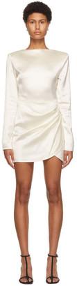 GAUGE81 White Barbosa Dress