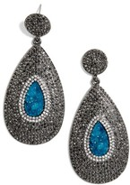 BaubleBar Women's Demetria Drop Earrings