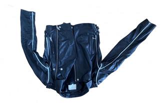 IRO Black Leather Jackets