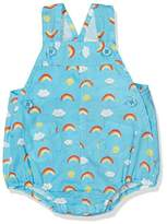 Benetton Baby Boys 0-24m Dungarees,3-6 Months (Manufacturer Size:62)