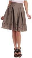 Vivienne Westwood Slashed Liberty Skirt (Grey) - Apparel