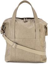 Maison Margiela Sailor tote bag - men - Cotton/Leather/Polyester - One Size