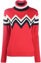 Thumbnail for your product : Perfect Moment Alpine roll neck jumper