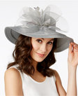 august hats orchid wide brim hat