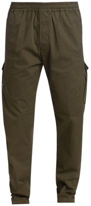 Stone Island Ghost Cotton-Blend Cargo Pants